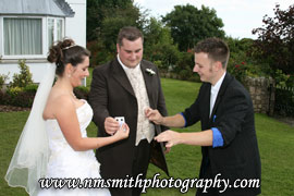 wedding magic on the gower